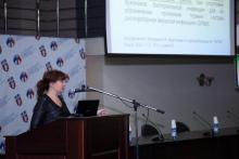 заседание Краевого общества оториноларингологов19 октября 2015